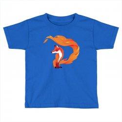 Fox Toddler T-shirt | Artistshot