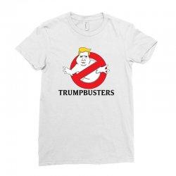 Trumpbusters Ladies Fitted T-Shirt | Artistshot