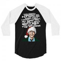 Clark Griswold Christmas Tee 3/4 Sleeve Shirt | Artistshot