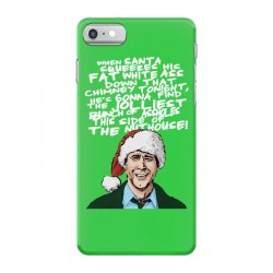 Clark Griswold Christmas Tee iPhone 7 Case | Artistshot