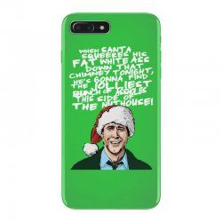 Clark Griswold Christmas Tee iPhone 7 Plus Case | Artistshot