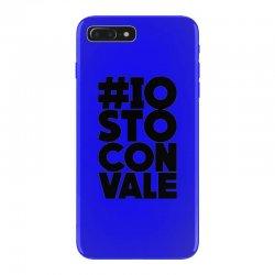 promo code 7098d af974 Valentino Rossi #io Sto Con Vale Iphone 7 Plus Case. By Artistshot