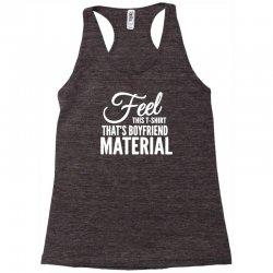 funny tshirts   i love it when my boyfriend Racerback Tank | Artistshot