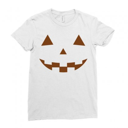 Halloween Ladies Fitted T-shirt Designed By Designbysebastian