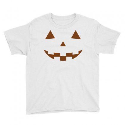 Halloween Youth Tee Designed By Designbysebastian