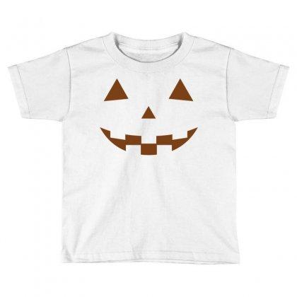 Halloween Toddler T-shirt Designed By Designbysebastian