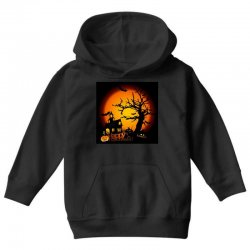 Happy Halloween Youth Hoodie | Artistshot