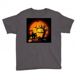 Happy Halloween Youth Tee | Artistshot