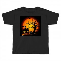 Happy Halloween Toddler T-shirt | Artistshot