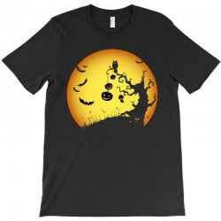 Night Halloween T-Shirt | Artistshot