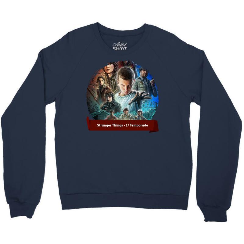 Stranger Things1 Crewneck Sweatshirt | Artistshot