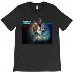 stranger things 01 T-Shirt | Artistshot
