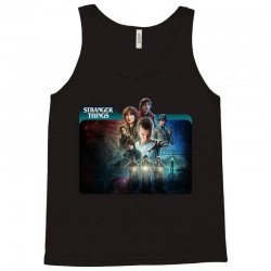 stranger things 01 Tank Top | Artistshot
