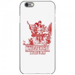 stranger things red iPhone 6/6s Case | Artistshot