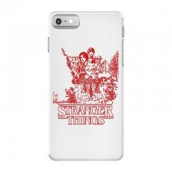 stranger things red iPhone 7 Case | Artistshot