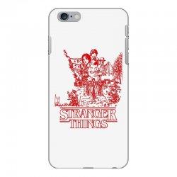 stranger things red iPhone 6 Plus/6s Plus Case | Artistshot