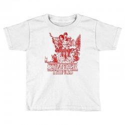stranger things red Toddler T-shirt | Artistshot