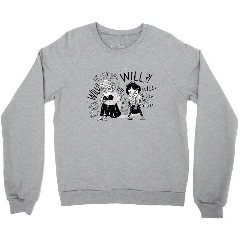 Stranger Thingss Crewneck Sweatshirt | Artistshot