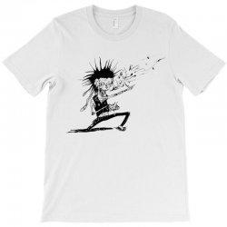 Zombie Music T-Shirt   Artistshot
