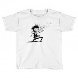 Zombie Music Toddler T-shirt   Artistshot