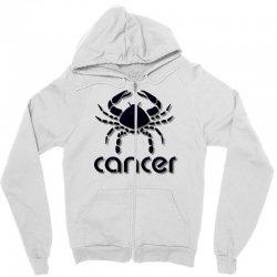 cancer Zipper Hoodie | Artistshot