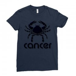 cancer Ladies Fitted T-Shirt | Artistshot