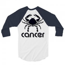 cancer 3/4 Sleeve Shirt | Artistshot