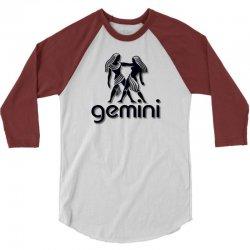 gemini 3/4 Sleeve Shirt | Artistshot