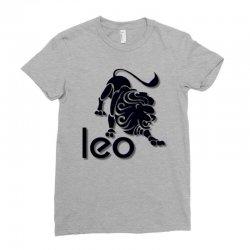 leo Ladies Fitted T-Shirt | Artistshot