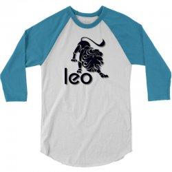 leo 3/4 Sleeve Shirt | Artistshot