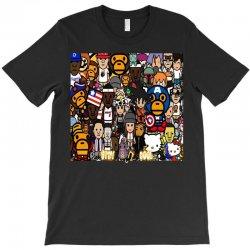 Monkey T-Shirt | Artistshot