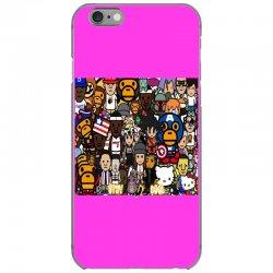 Monkey iPhone 6/6s Case | Artistshot