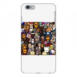 Monkey iPhone 6 Plus/6s Plus Case | Artistshot