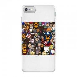 Monkey iPhone 7 Case | Artistshot