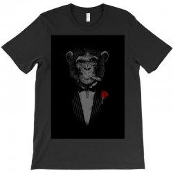 Monkey Busniseman T-Shirt | Artistshot