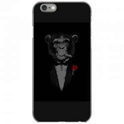 Monkey Busniseman iPhone 6/6s Case | Artistshot