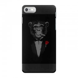 Monkey Busniseman iPhone 7 Case | Artistshot