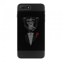 Monkey Busniseman iPhone 7 Plus Case | Artistshot