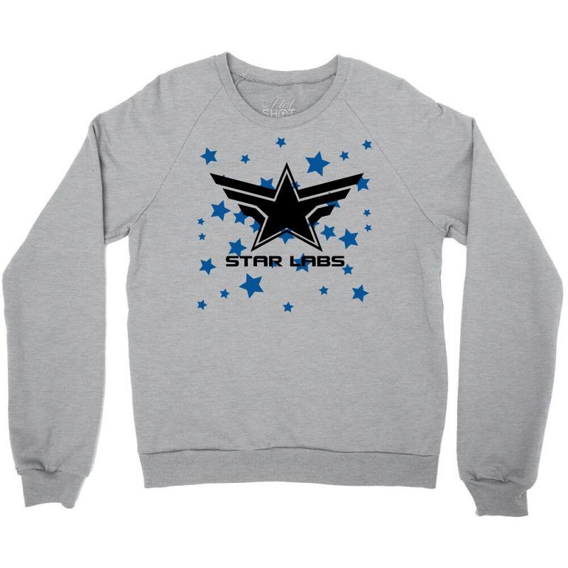 Star Labs Crewneck Sweatshirt | Artistshot