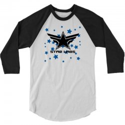 star labs 3/4 Sleeve Shirt | Artistshot