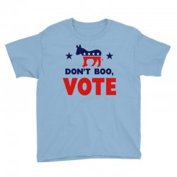 Don't Boo Vote 02 Youth Tee | Artistshot