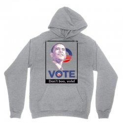 Vote Obama Unisex Hoodie   Artistshot