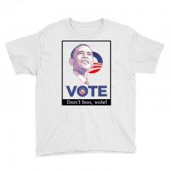 Vote Obama Youth Tee | Artistshot