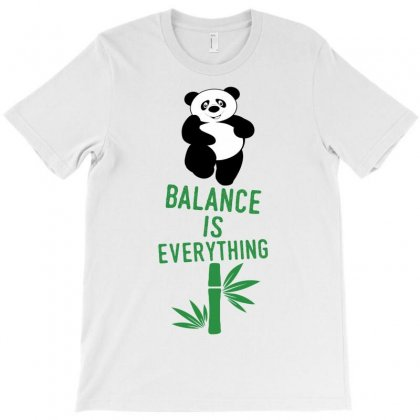 Balance Is Everything! T-shirt Designed By Tshiart