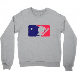 Peanuts League Baseball Crewneck Sweatshirt | Artistshot