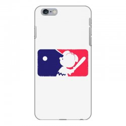 Peanuts League Baseball iPhone 6 Plus/6s Plus Case | Artistshot
