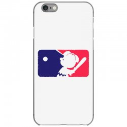 Peanuts League Baseball iPhone 6/6s Case | Artistshot
