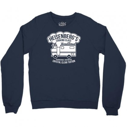 Heisenberg's Cooking Class Crewneck Sweatshirt Designed By Gematees