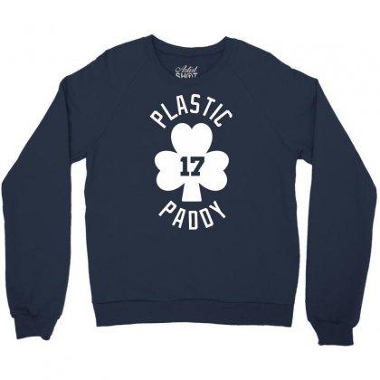 Plastic Paddy Crewneck Sweatshirt Designed By Gematees