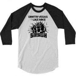 96394fe457502f Custom Dimitri Vegas Like Mike Crewneck Sweatshirt By Kiva27 ...